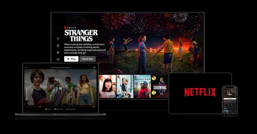 Netflix สตรีมภาพยนตร์ต่อเนื่อง ลำดับทีวีทันที